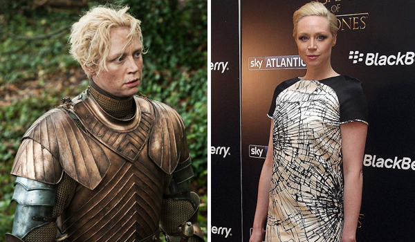 hot girls who played ugly, hot girl ugly tv character, gwendoline christie game of thrones