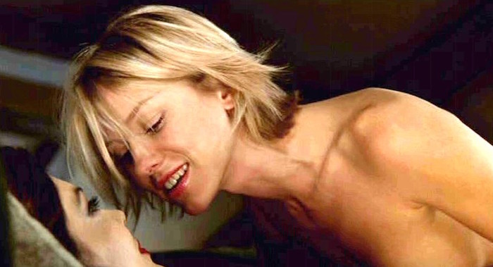 Topless Moments for Classy Hot Actresses, naomi watts nude in mulholland drive