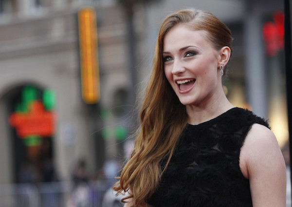 12 hottest game of thrones girls of all-time, sophie turner