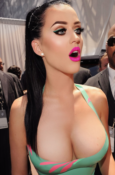 katy perry boobs, katy perry cleavage