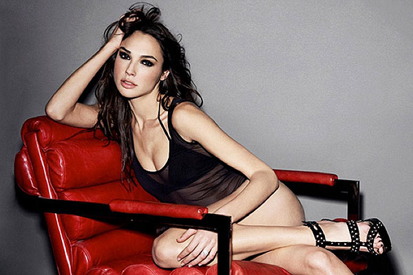 The Hottest Girls of 2015, Gal Gadot