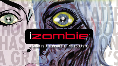 I, Zombie #1 Preview