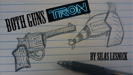 Both Guns Drawn: `TRON Legacy' as Allegory