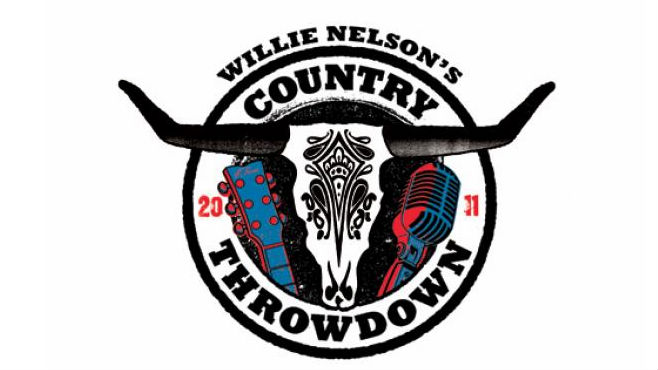 Willie Nelson Country Throwdown Tour