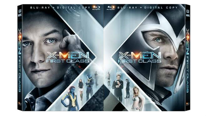 X-Men: First Class - Blu Ray