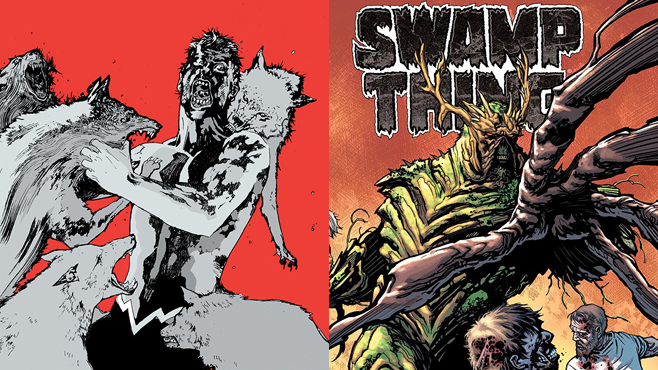 Animal Man, Swamp Thing #8