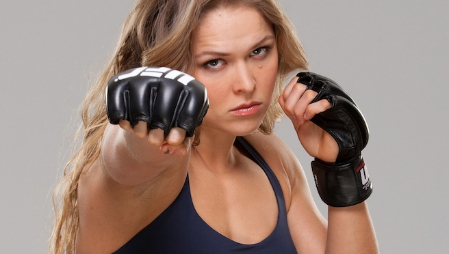 Ronda Rousey Denies Interest In Posing For Playboy