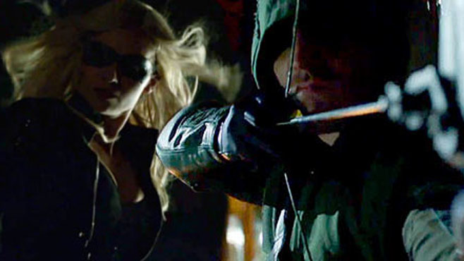 Arrow and Black Canary