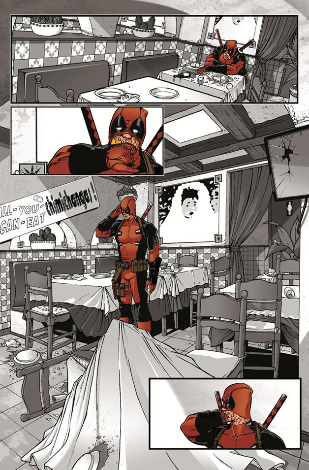 Night of the Living Deadpool P2