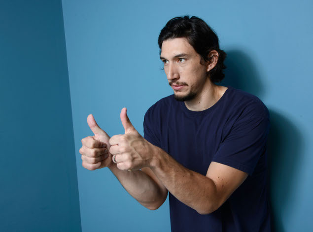 Adam Driver Nightwing