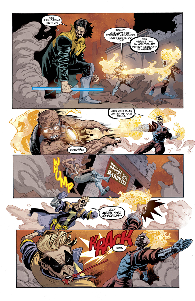 Forever Evil: Rogues Rebellion #2 Preview 4