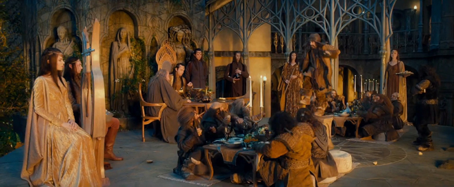 The Hobbit An Unexpected Journey Rivendell