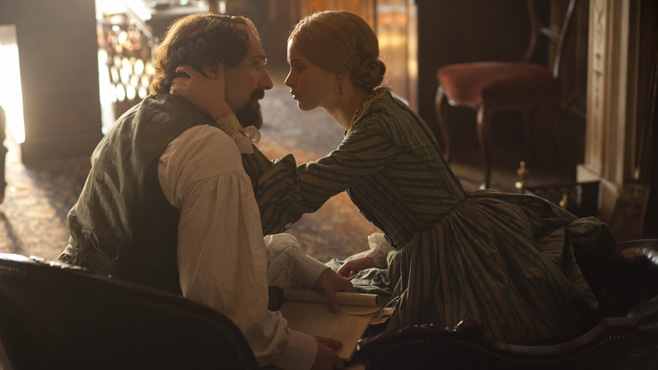 The Invisible Woman Ralph Fiennes Felicity Jones