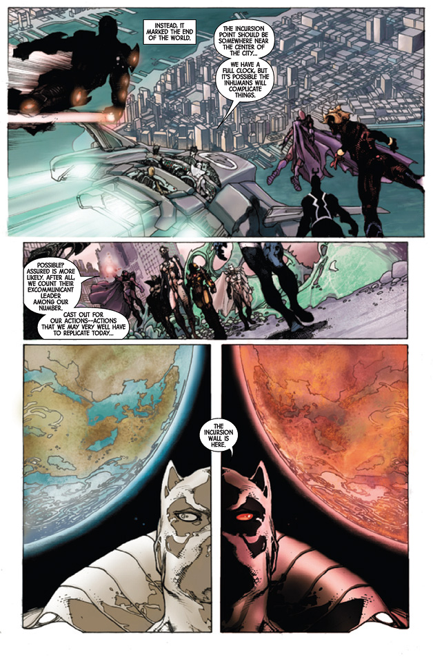 New Avengers #13 Preview 7