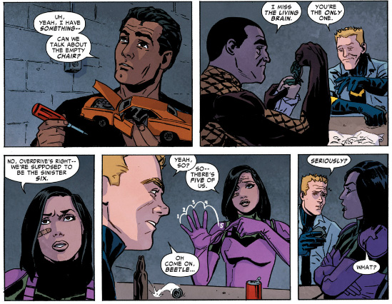 Superior Foes of Spider-Man #2 - Sinister Six 1