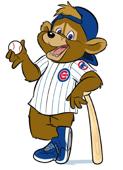 Chicago Cubs Unveil First Ever Mascot