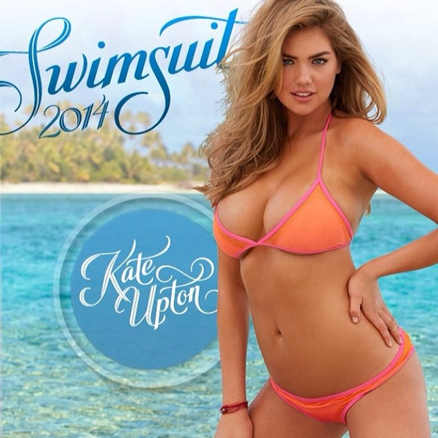 Kate Upton 2014 SI Sports Ilustrated