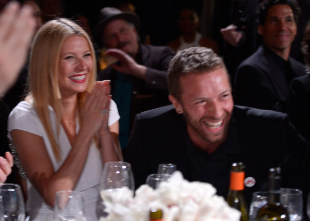Gwyneth Paltrow Chris Martin Split