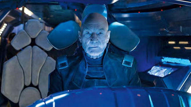 X-Men Days of Future Past Patrick Stewart Simon Kinberg