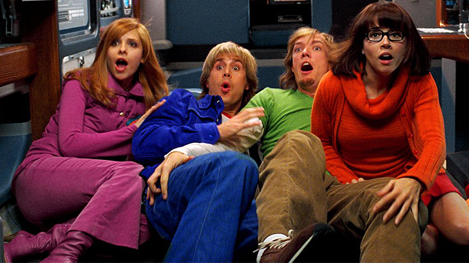Scooby-Doo Live-Action Reboot in the Works at Warner Bros.