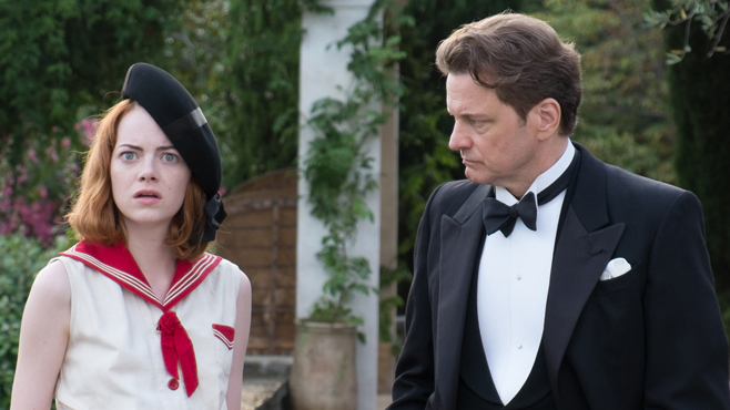 Magic in the Moonlight Colin Firth Emma Stone