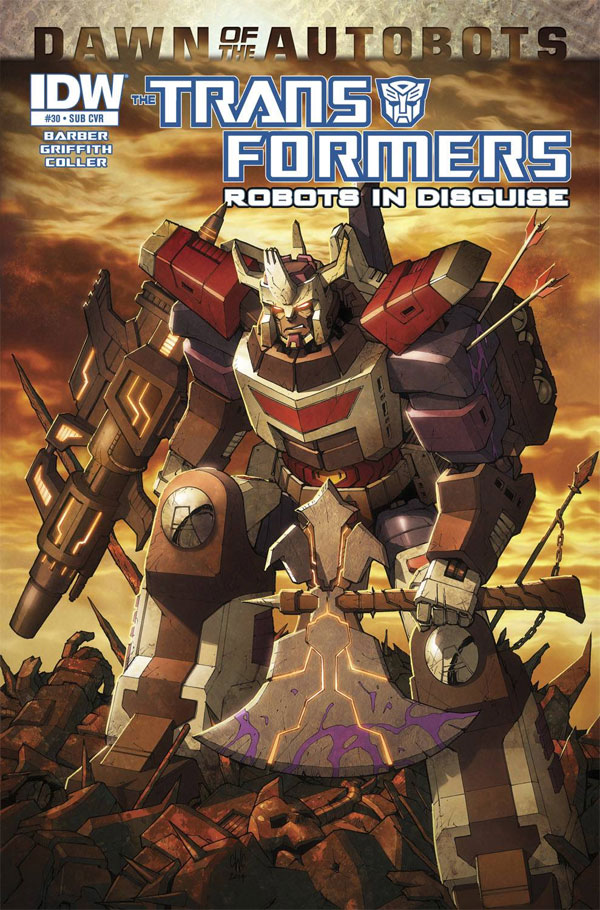 Transformers: Robots in Disguise #30