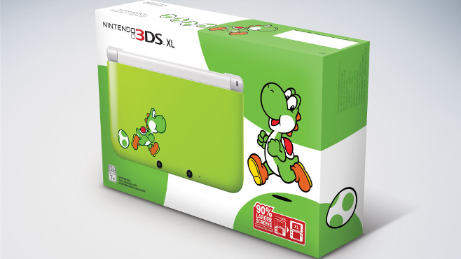 9 Awesome Special Edition 3DS XLs - Mandatory