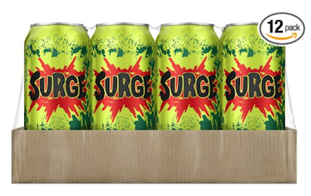 Surge is Back but These Hilarious Amazon Customer Reviews are the Real Treat