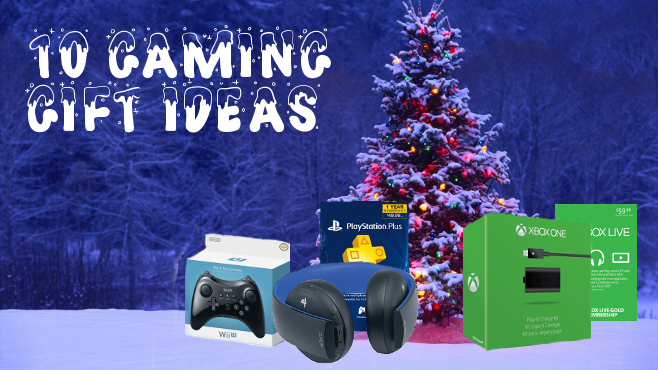 holiday gift guyd 10 great gaming gift ideas for ps4 xbox one and wii u owners