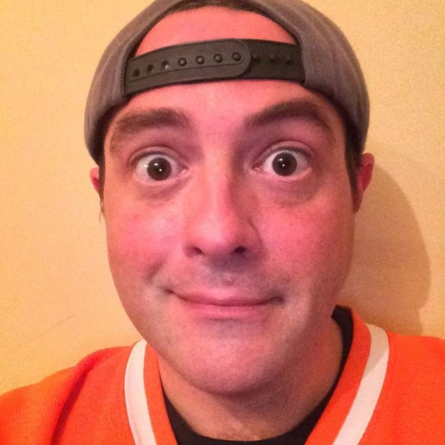Kevin Smith Beard Shave