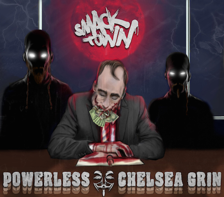 Smacktown Cover Front CD PRINT