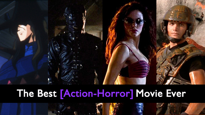 The Best Action-Horror Movie Ever