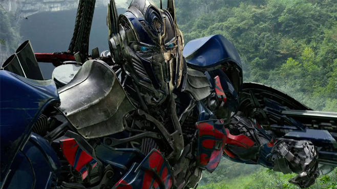 Transformers Age of Extinction Blu-ray Best of 2014 Best Blu-rays of 2014 Best Home Video Releases of 2014