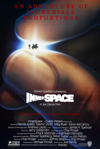 Innerspace Poster Small