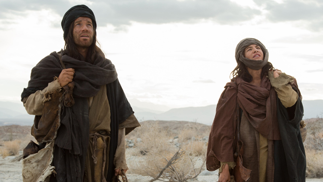 Last Days in the Desert Ewan McGregor Tye Sheridan