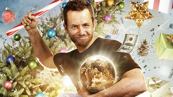 Kirk Cameron's Saving Christmas Razzies