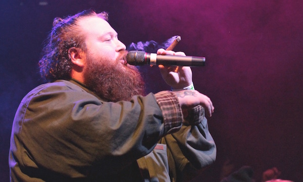 3 Action Bronson SXSW Crave by Johnny Firecloud