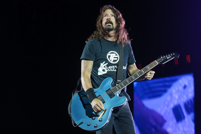 DaveGrohlFooFighters