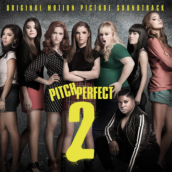 PITCH PERFECT 2 Cover art