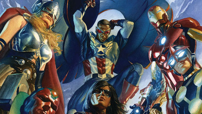 All-New All-Different Avengers Preview