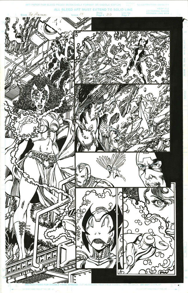 Avengers 19 Page 20