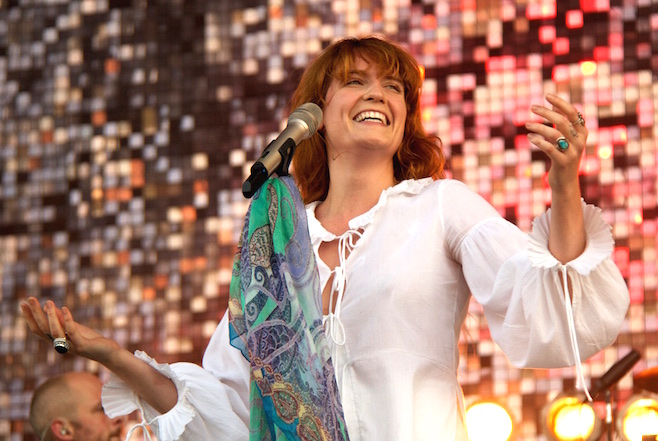 Florence Bonnaroo 2015 by Firecloud
