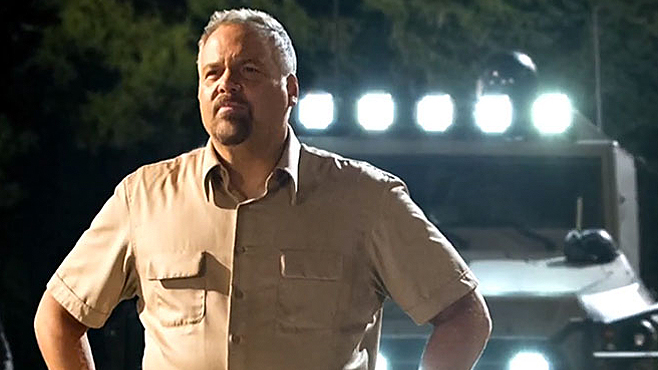 Vincent D'Onofrio Jurassic World