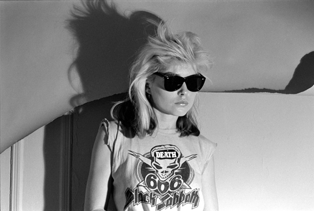 Debbie Harry Stand up A-CR