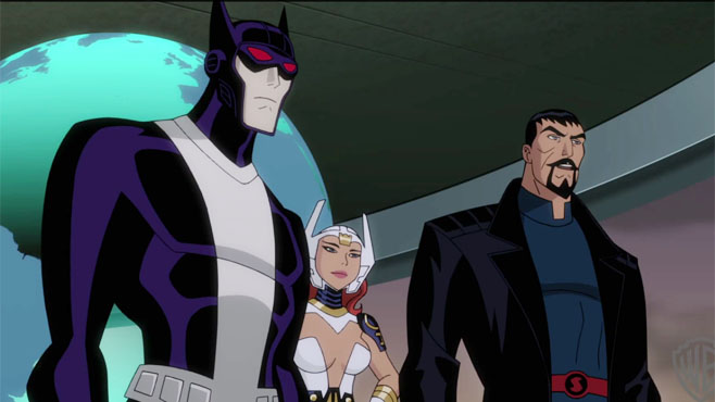 Justice League Gods and Monsters Final Preview