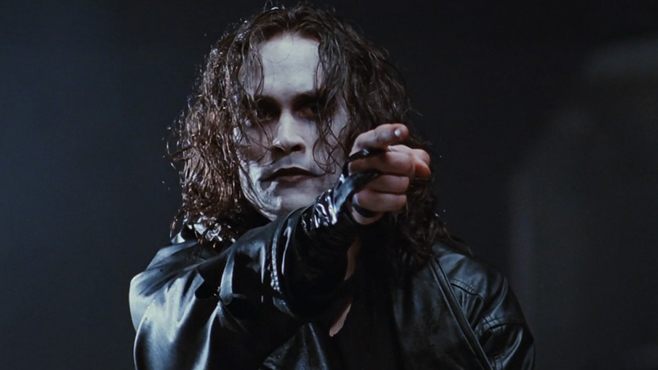 The Crow Brandon Lee