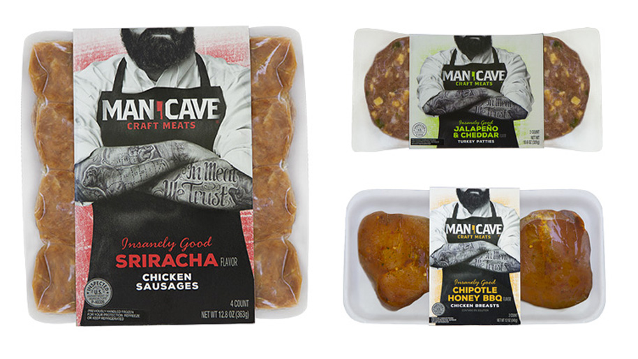 Man Cave Turkey Burgers : Man cave craft meats from farmers market to mass distribution