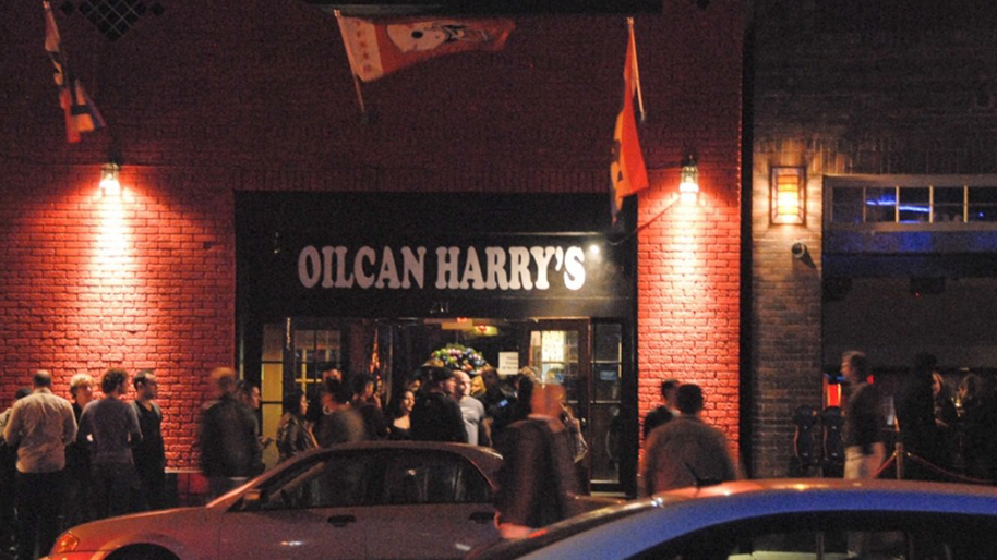Olican Harrys Bar