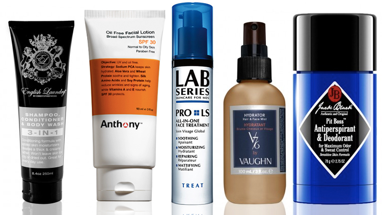 Time-Saving Men's Grooming Products