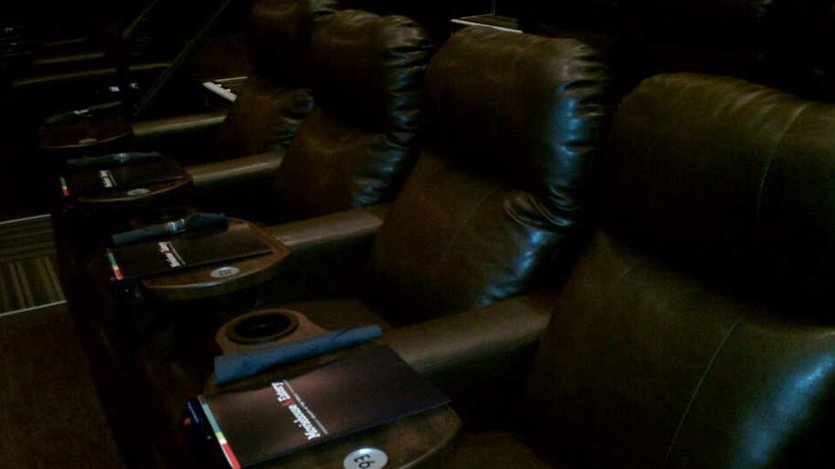 Moviehouse and Eatery Seats